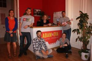 Adam&Eva Hostel Prague - Praga