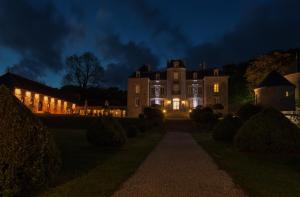 Manoir de Kerhuel de Quimper, Hotely  Plonéour-Lanvern - big - 34