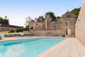 Manoir de Kerhuel de Quimper, Hotely  Plonéour-Lanvern - big - 1