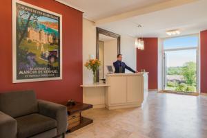 Manoir de Kerhuel de Quimper, Hotely  Plonéour-Lanvern - big - 47