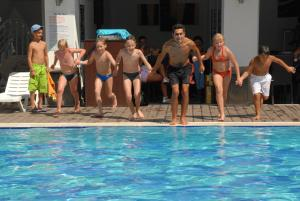 Oba Star Hotel - Ultra All Inclusive, Szállodák  Alanya - big - 44
