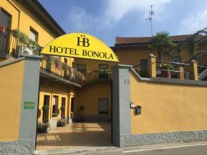 Hotel Bonola - Новате-Миланезе