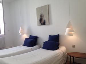 La Merci, Chambres d'hôtes, Bed & Breakfast  Montpellier - big - 73