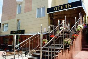 Отель Престиж, Курск