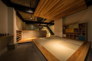 Hostel Kaniwa, Hostelek  Mijadzsima - big - 8