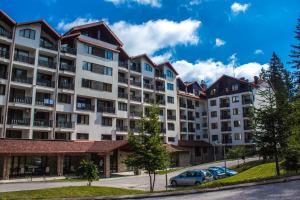 Aparthotel Borovets Gardens, Апарт-отели  Боровец - big - 48
