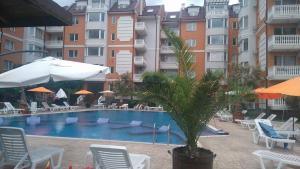 Rados Apartment in Sea Diamond Aparthotel