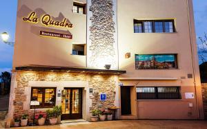 Hotel-Restaurante La Quadra - Saint-Laurent-de-Cerdans