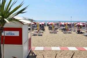 Hotel Astoria, Hotely  Caorle - big - 71