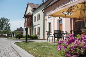 Penzion Nad Oborou - Chmelovice