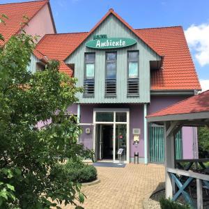 Hotel Ambiente - Eilenstedt