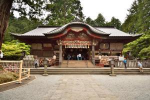 Hostel Mt. Fuji - FUKUYA, Hostelek  Fudzsijosida - big - 20