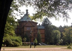 Pałac Myśliwski w Antoninie