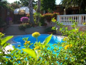 Accommodation in Mostacciano