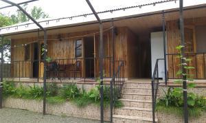 Cottage in Chakvi, Гостевые дома  Чакви - big - 71