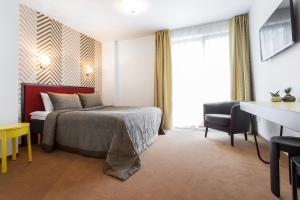Viešbutis Simpatija, Hotel  Druskininkai - big - 16