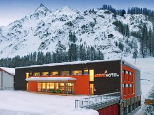 Smart-Hotel - Samnaun