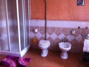 Habitación Triple con baño compartido
