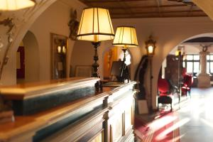 Atlas Grand Hotel, Hotely  Garmisch-Partenkirchen - big - 52