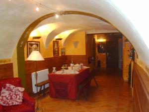 Allotjaments Rurals Can Pere Petit, Apartmanok  Santa Pau - big - 11