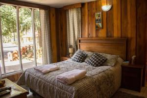 Los Pioneros, Hotels  Melipeuco - big - 76