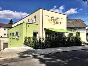 Hotel Bauer garni - Ebenhausen Werk