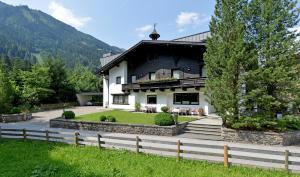 Alpin Hotel Garni Eder - Private Living - Mayrhofen