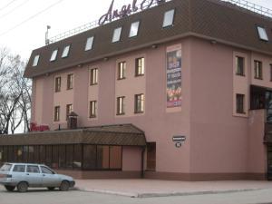 Отель Angel Hotel, Самара