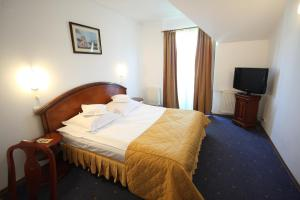 Hotel Ruia, Hotely  Poiana Brasov - big - 49