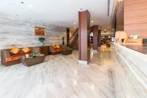 On 8 Sukhumvit Nana Bangkok Hotel