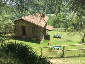 Mas Pardas, Ferienhäuser  Santa Pau - big - 16