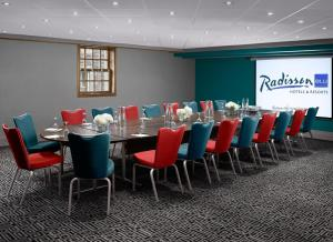 The Radisson Blu Hotel, Edinburgh (7 of 59)