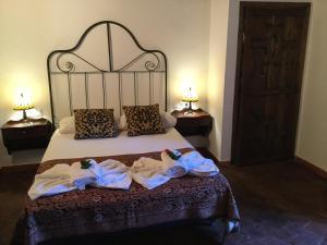 Mas Pardas, Ferienhäuser  Santa Pau - big - 54