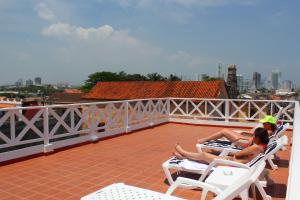 Casa Villa Colonial By Akel Hotels, Hotely  Cartagena de Indias - big - 22