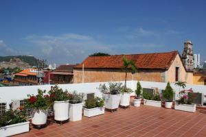 Casa Villa Colonial By Akel Hotels, Hotely  Cartagena de Indias - big - 21