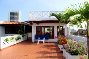 Casa Villa Colonial By Akel Hotels, Hotely  Cartagena de Indias - big - 17