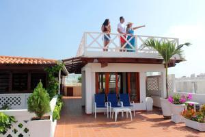 Casa Villa Colonial By Akel Hotels, Hotely  Cartagena de Indias - big - 30