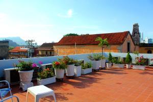 Casa Villa Colonial By Akel Hotels, Hotel  Cartagena de Indias - big - 79
