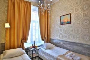 Отель Ария на Римского-Корсакова