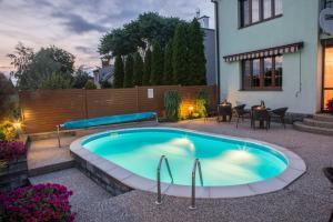 Villa Grande - Apartmány, Apartmány  Olomouc - big - 8