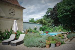 Manoir du Bois Mignon, Bed & Breakfasts  Le Fleix - big - 37