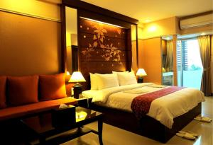 Mariya Boutique Hotel At Suvarnabhumi Airport, Hotely  Lat Krabang - big - 116
