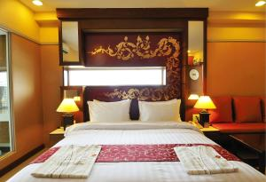 Mariya Boutique Hotel At Suvarnabhumi Airport, Hotely  Lat Krabang - big - 139