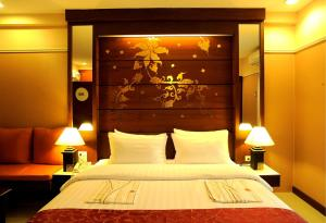 Mariya Boutique Hotel At Suvarnabhumi Airport, Hotely  Lat Krabang - big - 123