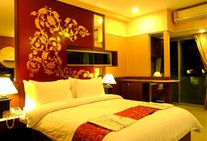 Mariya Boutique Hotel At Suvarnabhumi Airport, Hotely  Lat Krabang - big - 133