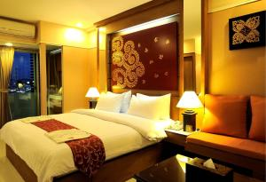 Mariya Boutique Hotel At Suvarnabhumi Airport, Hotely  Lat Krabang - big - 113