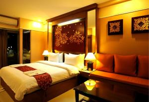 Mariya Boutique Hotel At Suvarnabhumi Airport, Hotely - Lat Krabang