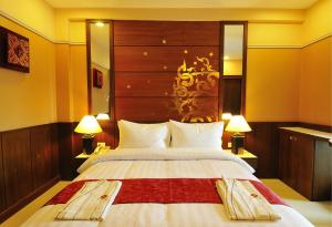 Mariya Boutique Hotel At Suvarnabhumi Airport, Hotely  Lat Krabang - big - 136