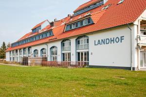 Landhof Usedom App. 208 - Gummlin