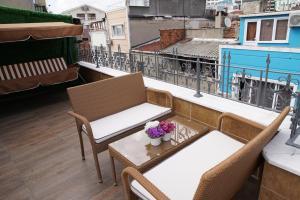 Al Khaleej, Апарт-отели  Стамбул - big - 72